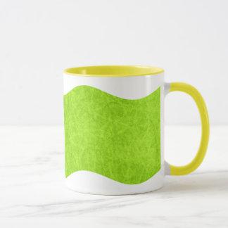 Green Wave Mug