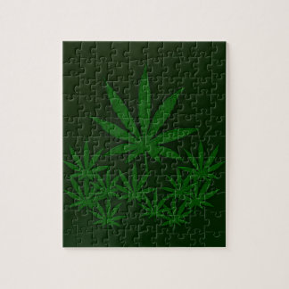 Green Weed Puzzle