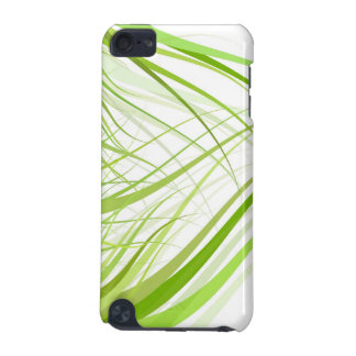 Green Weeds Decor iPod Case iPod Touch 5G Case