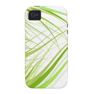 Green Weeds iPhone 4/4S Case Mate