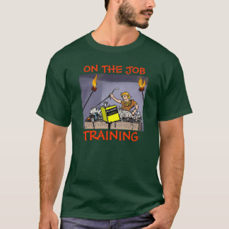 "Green Weenii ""On the Job Training"" Shirt"