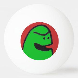 Green Weenii Ping Pong Ball