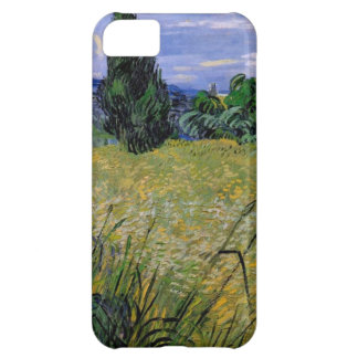 Green Wheat Field with Cypress by Van Gogh. Cover For iPhone 5C