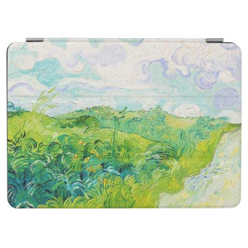 Green Wheat Fields, Van Gogh iPad Air Cover
