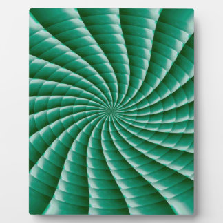 Green Wheel Chakra TEMPLATE add TEXT IMG customize Photo Plaques