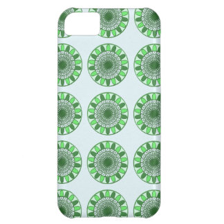 Green : Wheel of Movement to Conservation iPhone 5C Cover