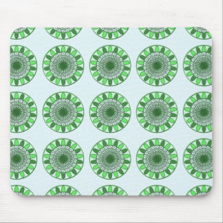 Green : Wheel of Movement to Conservation Mouse Pad