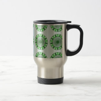 Green : Wheel of Movement to Conservation Mugs