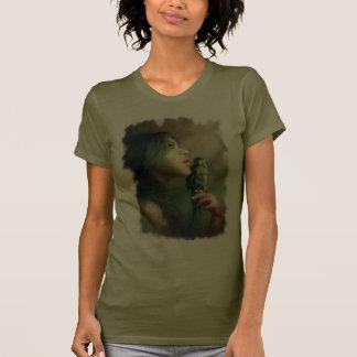 Green Whisper T-Shirt