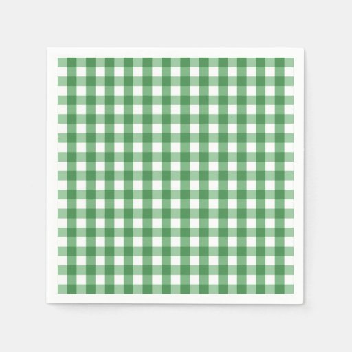 green and white checkered paper napkins Purchase picnic inspired checkered polyester napkins from efavormartcom spruce your party tables up with our upscale quality folded napkins.