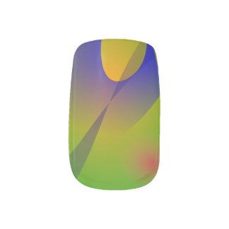 Green Wind Minx® Nail Art