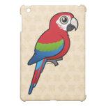 Green-winged Macaw iPad Mini Covers