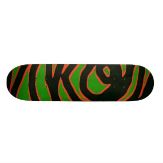 Green With Envy Skateboard