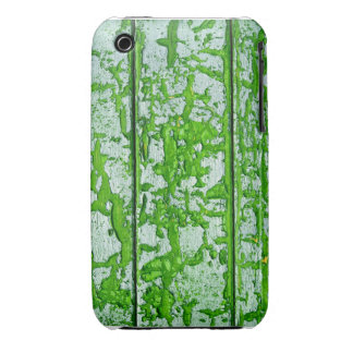 green wood iPhone 3 cases