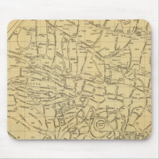 Green Wood Cemetery Mouse Pad