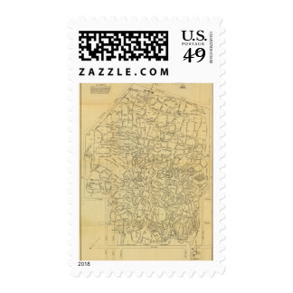 Green Wood Cemetery Stamp