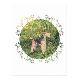 Green Woods Postcard