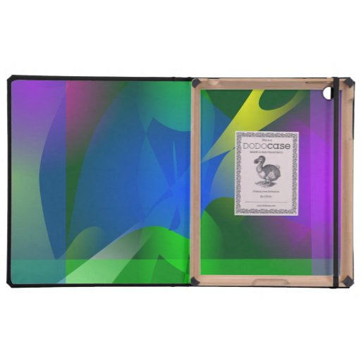 Green World Case For iPad