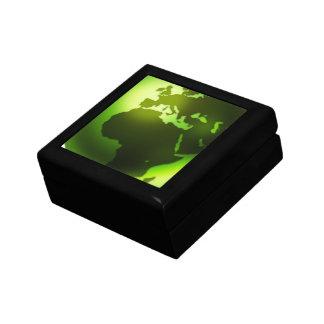 Green World  Gift Box