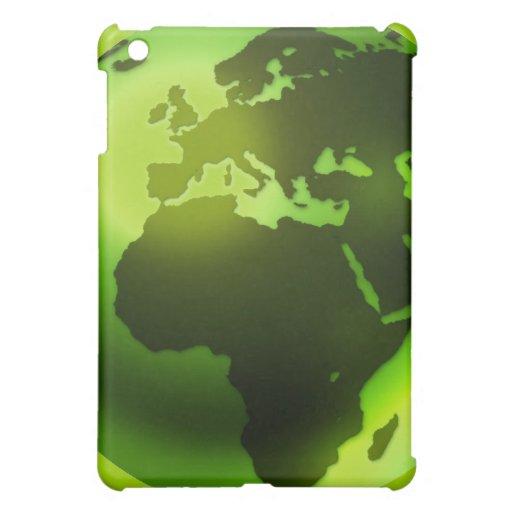 Green World iPad Case