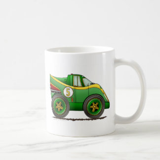 Green World Manufactures Championship Car Mugs