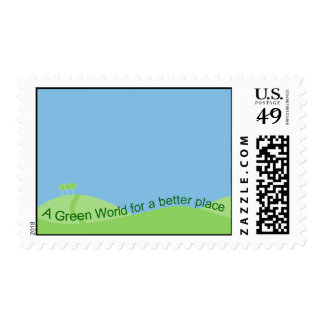 Green World Stamps