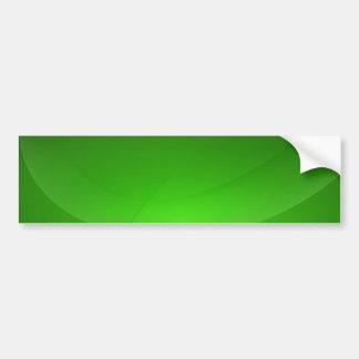 green_wow-1600x1200 MIXED GREEN GLOWING GLOW TEMPL Car Bumper Sticker