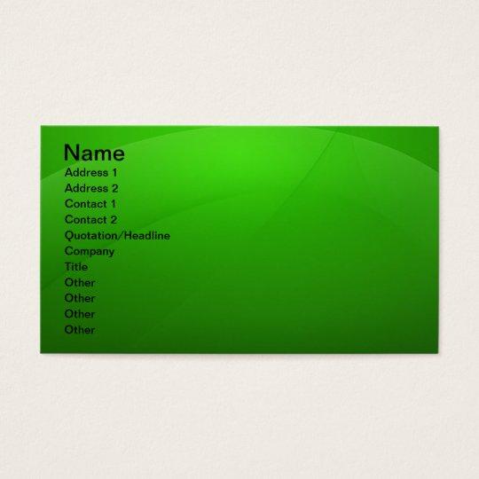 green_wow-1600x1200 MIXED GREEN GLOWING GLOW TEMPL Business Card