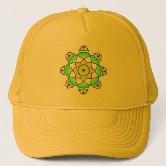 Green Yantra Trucker Hat