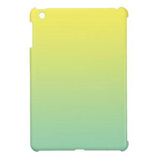 Green & Yellow Ombre iPad Mini Cases