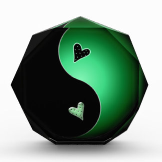 green yin yang awards