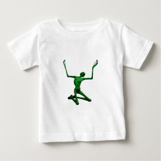Green Zombie Baby T-Shirt