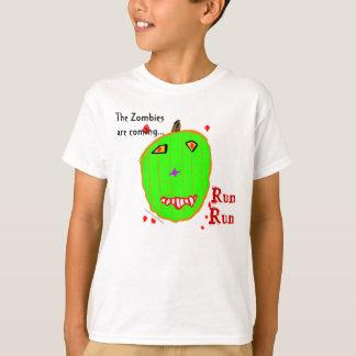Green Zombie Run T-Shirt