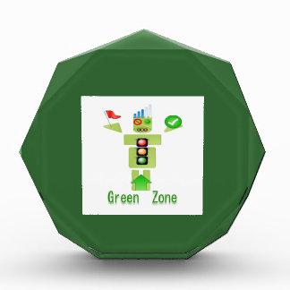 GREEN Zone Award
