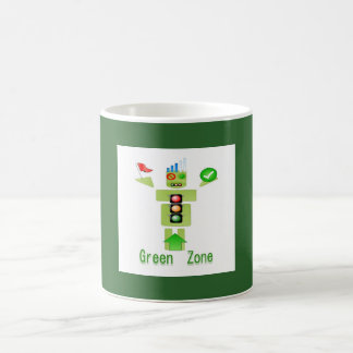 GREEN Zone Coffee Mug
