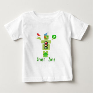GREEN Zone Energy Efficient Only Baby T-Shirt