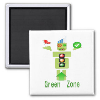 GREEN Zone Energy Efficient Only Magnet