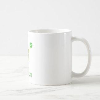 GREEN Zone Energy Efficient Only Basic White Mug