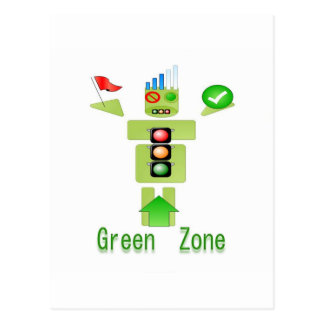 GREEN Zone Energy Efficient Only Postcard