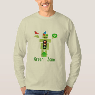 GREEN Zone Energy Efficient Only Shirts