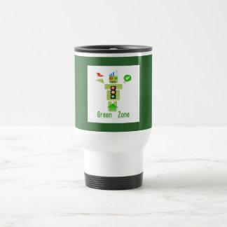 GREEN Zone Travel Mug