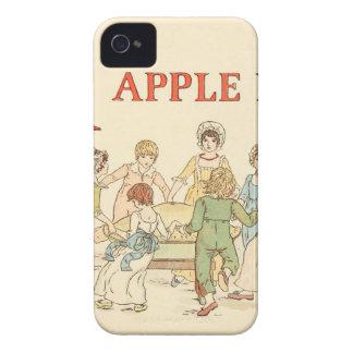 Greenaway, Kate (1846-1901) - A Apple Pie 1886 - A Case-Mate iPhone 4 Case