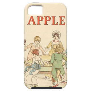 Greenaway, Kate (1846-1901) - A Apple Pie 1886 - A iPhone SE/5/5s Case