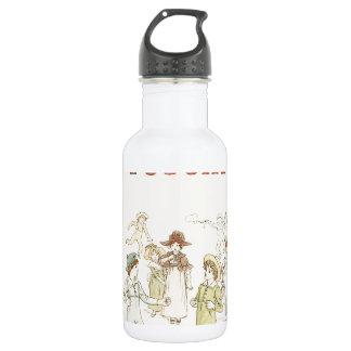 Greenaway, Kate Alphabet Nursery 18oz Water Bottle