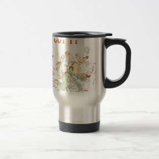 Greenaway, Kate Alphabet Nursery Rhyme - H Travel Mug
