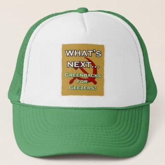Greenbacks for Geezers Trucker Hat