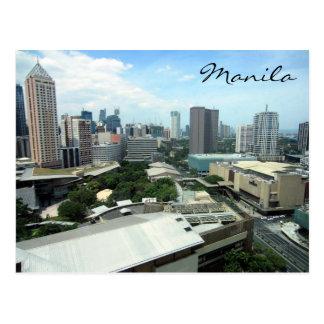 greenbelt de Manila Postales