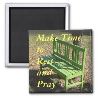GreenBenchMagnet-customize 2 Inch Square Magnet