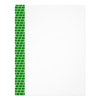 GreenBrick V-Strip Letterhead