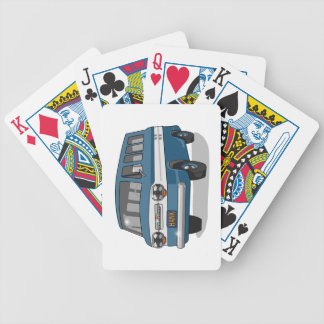 Greenbrier Hank Bicycle Playing Cards